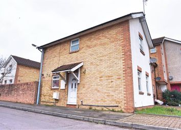 Thumbnail 3 bedroom end terrace house for sale in Holbein Court, Swindon