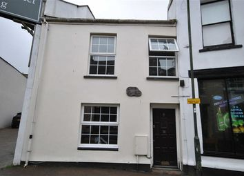 Thumbnail 3 bed semi-detached house to rent in Silver Street, Barnstaple, Devon