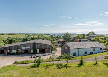 Thumbnail 3 bedroom detached house for sale in Lapford, Crediton, Devon