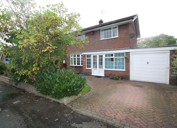 Thumbnail 3 bedroom detached house for sale in Ash Grove, Rode Heath, Stoke-On-Trent