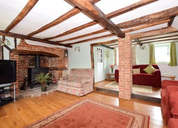 Thumbnail 4 bed cottage for sale in Upper Street, Maidstone, Kent