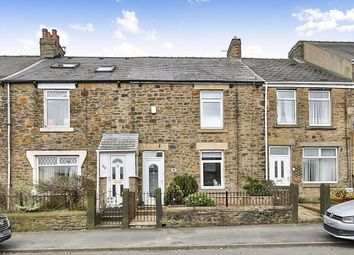 Thumbnail 2 bedroom terraced house for sale in St. Ives Road, Consett