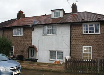 Thumbnail 3 bed terraced house to rent in Northover, Downham, Bromley