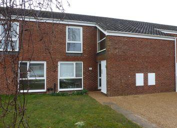 Thumbnail 2 bedroom terraced house for sale in Redwood Lane, Raf Lakenheath, Brandon
