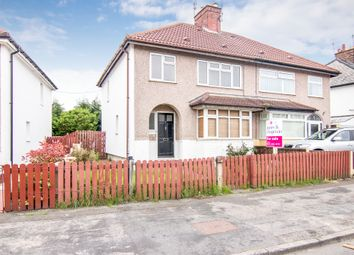 Thumbnail 3 bed semi-detached house for sale in Surrey Street, Wallasey