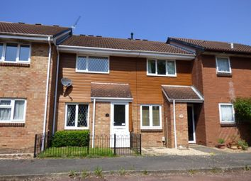 Thumbnail 2 bed terraced house for sale in Copperfields, Totton