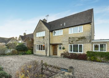 Thumbnail 3 bed detached house for sale in The Whiteway, Cirencester