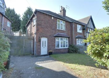 3 bed end terrace house for sale in Perry Road, Basford, Nottinghamshire NG5