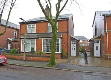 Thumbnail 3 bed semi-detached house for sale in Mosley Avenue, Walmersley, Bury