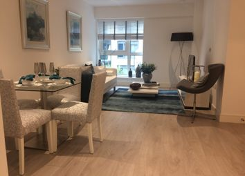 Thumbnail 2 bed flat for sale in Dickens Yard, London