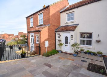 3 bed terraced house for sale in Sea View Close, Whitby YO21