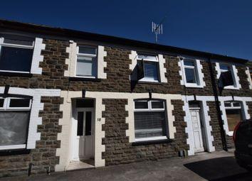 Thumbnail 3 bedroom terraced house for sale in Thompson Street, Hopkinstown, Pontypridd
