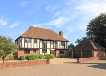 Thumbnail 4 bed detached house for sale in Hadlow Road East, Tonbridge