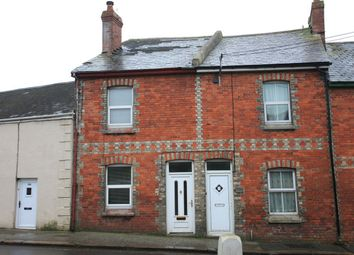 Thumbnail 2 bed terraced house for sale in East Hill, St Austell, Cornwall