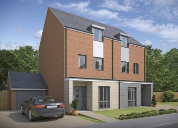 "Thumbnail 4 bed end terrace house for sale in ""Westgate"" at Armstrong Road, Newcastle Upon Tyne"