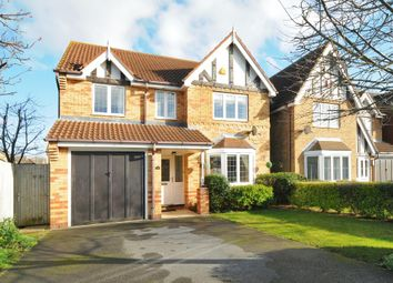 Thumbnail 4 bed detached house for sale in East Field Close, Headington, Oxford