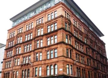 Thumbnail 1 bed flat to rent in Renfield Street, Glasgow