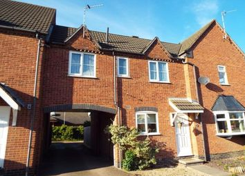 Thumbnail 2 bed terraced house for sale in Hawcliffe Road, Mountsorrel, Loughborough, Leicestershire
