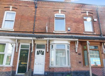 Thumbnail 2 bedroom terraced house for sale in Aston Lane, Aston, Birmingham