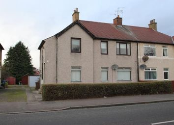 Thumbnail 3 bed flat for sale in Abbots Road, Grangemouth