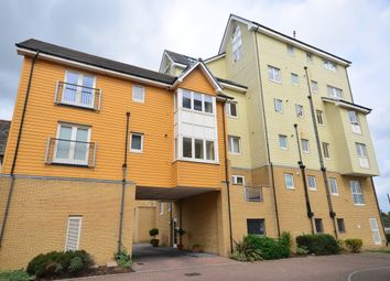 Thumbnail 2 bed flat to rent in Rivermead, St. Marys Island, Chatham