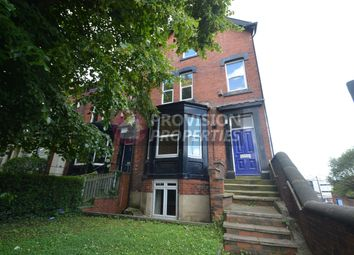 Thumbnail 10 bed terraced house to rent in Cardigan Road, Headingley, Leeds