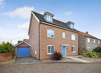 Thumbnail 6 bed detached house for sale in Cherrytree Drive, Wistow, Selby