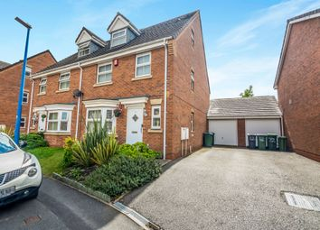 Thumbnail 6 bedroom semi-detached house for sale in Scott Street, Great Bridge, Tipton