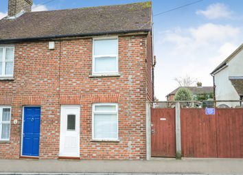 Thumbnail 2 bed property to rent in Battle Road, Hailsham