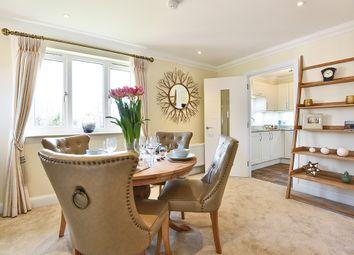 Thumbnail 2 bed flat to rent in Fleur De Lis Marlborough, London Road, Marlborough, Wiltshire