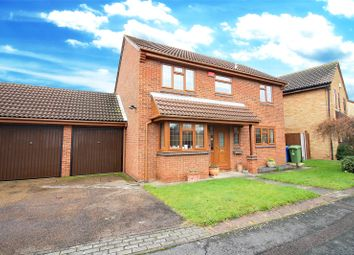 Thumbnail 4 bedroom detached house for sale in Donemowe Drive, Kemsley, Sittingbourne, Kent
