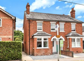 Thumbnail 3 bed semi-detached house to rent in College Road, College Town, Sandhurst, Berkshire