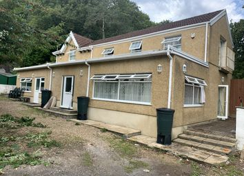 Thumbnail 5 bed detached house to rent in Glanmor Road, Uplands, Swansea
