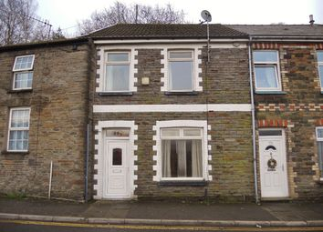 Thumbnail 3 bedroom terraced house for sale in Rickards Street, Graig, Pontypridd