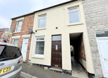 Thumbnail 2 bed terraced house for sale in Stanhope Road, Swadlincote