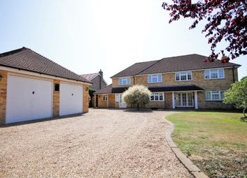 Thumbnail 6 bed detached house for sale in Solent Drive, Warsash, Southampton