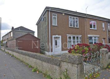 3 bed terraced house for sale in Craigielea Road, Renfrew PA4