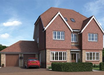 "Thumbnail 5 bed property for sale in ""The Heartwood"" at Renfields, Haywards Heath"