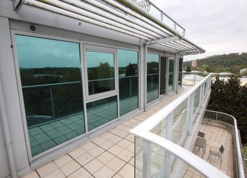 Thumbnail 2 bedroom flat to rent in River Crescent, Waterside Way, Nottingham