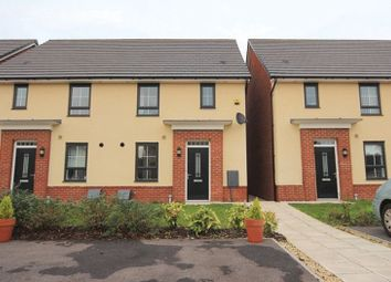 Thumbnail 3 bed semi-detached house for sale in Ramsbury Drive, Speke, Liverpool