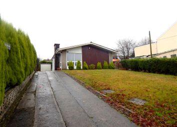 Thumbnail Detached bungalow for sale in Drumau Road, Birchgrove, Swansea
