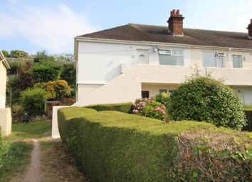 Thumbnail 2 bedroom flat for sale in Hele Road, Torquay
