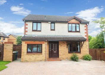 Thumbnail 4 bed detached house for sale in Barony Court, Baillieston