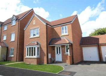 Thumbnail 4 bedroom detached house for sale in Mustang Way, Swindon, Wilthsire