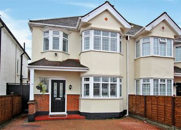 Thumbnail 3 bed semi-detached house for sale in Bruce Grove, Orpington, Kent