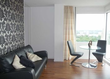 Thumbnail 1 bedroom flat for sale in The Cube West, Birmingham, West Midlands