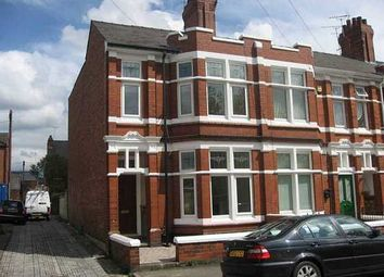 Thumbnail 3 bed end terrace house for sale in Sherwin Street, Crewe, Cheshire