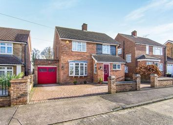 Thumbnail 4 bedroom detached house for sale in Grays, Essex, .