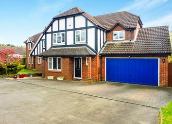 Thumbnail 4 bedroom detached house for sale in Bramble Gardens, Worcester