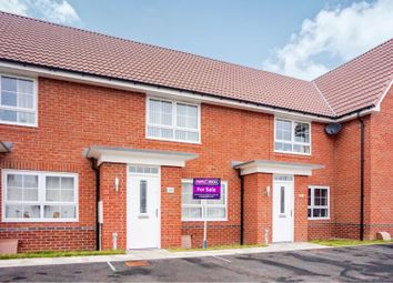 Thumbnail 2 bed terraced house for sale in Whitmoore Drive, Doncaster